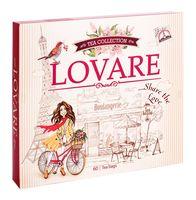 """Набор чая """"Lovare. Чайная коллекция"""" (60 пакетиков)"""