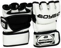 """Перчатки для MMA """"Fluo Flex"""" (S; белые)"""