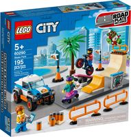 "LEGO City ""Скейт-парк"""
