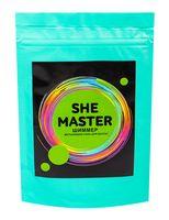 "Соль для ванн ""She Master"" (150 г; зеленый)"