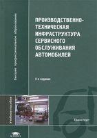 Производственно-техническая инфраструктура сервисного обслуживания автомобилей