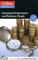 Amazing Entrepreneurs and Business People. Level 1 (+ CD)