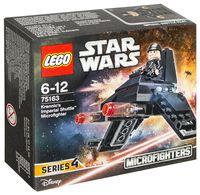 """LEGO Star Wars """"Имперский шаттл Кренника. Микроистребитель"""""""