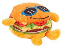 """Мягкая игрушка """"Крутой бургер"""" (20 см)"""
