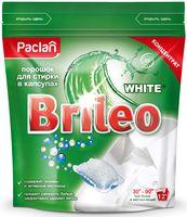 """Порошок для стирки в капсулах """"Brileo. White"""" (12 шт.)"""
