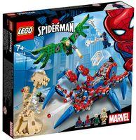 """LEGO Super Heroes """"Паучий вездеход"""""""