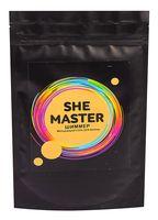 "Соль для ванн ""She Master"" (150 г; золото)"