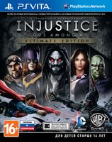 Injustice: Gods Among Us. Ultimate Edition (PSV)