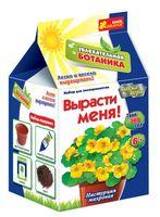 """Набор для выращивания растений """"Настурция махровая"""""""
