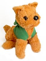 "Мягкая игрушка ""Собачка Рокси"" (37 см)"