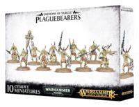 Warhammer Age of Sigmar. Daemons of Nurgle. Plaguebearers (97-10)