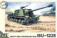 САУ ИСУ-122С (масштаб: 1/72)