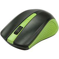 Беспроводная мышь Ritmix RMW-555 (черно-зеленая)