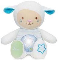 """Мягкая музыкальная игрушка """"Lullaby"""" (со световыми эффектами; голубая)"""
