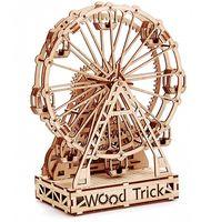 """Сборная деревянная модель """"Механическое колесо обозрения"""""""