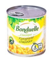"Кукуруза консервированная ""Bonduelle. Сладкая"" (340 г)"