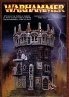 "Ландшафт ""Warhammer Scenery: Witchfate Tor Tower Of Sorcery"" (64-47)"