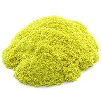 """Кинетический песок """"Ароматный песок. Цитрус"""" (желтый; 0,5 кг)"""