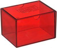 "Коробочка для карт ""Dragon Shield"" (100 карт; красная)"