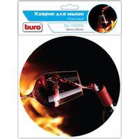Коврик для мыши Buro BU-T60056 (рисунок/вино)