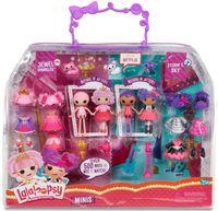 """Игровой набор """"Lalaloopsy Minis. Роскошная кукла"""""""