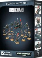 Warhammer 40.000. Drukhari. Start Collecting (70-45)