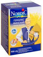 """Хлопья овсяные """"Nordic. Геркулес финский"""" (600 г)"""
