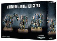 Warhammer 40.000. Militarum Auxilla. Bullgryns (47-14)