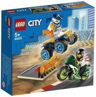 "LEGO City ""Команда каскадёров"""