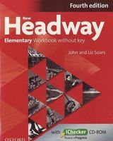 New Headway. Elementary. Workbook without Key (+ CD)