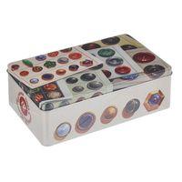"""Коробка для хранения """"Пуговицы"""" (20,2x13,2x6,7 см; арт. 37670)"""