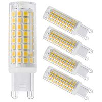 Лампа светодиодная 2 шт. (Ultra LED) 7,5W/4000/G9