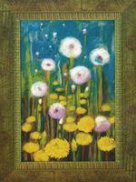 """Картина из шерсти """"Прекрасный миг весны"""""""