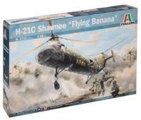 "Сборная модель ""Вертолет H-21C Shawnee Flying Banana"" (масштаб: 1/48)"