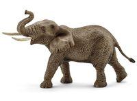 "Фигурка ""Африканский слон. Самец"" (12,3 см)"