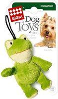 """Игрушка для собак с пищалкой """"Лягушка"""" (10 см)"""