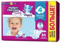 "Подгузники ""Helen Harper Baby Maxi"" (7-18 кг, 84 шт)"
