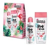 """Подарочный набор """"Pink Rush"""" (дезодорант, гель для душа)"""