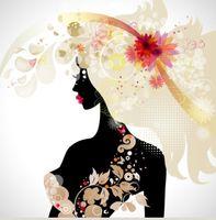 """Алмазная вышивка-мозаика """"Девушка в шляпе"""""""