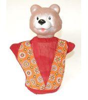 """Мягкая игрушка на руку """"Медведь"""" (25 см)"""