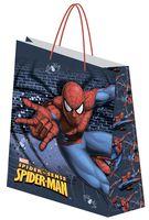 "Пакет бумажный подарочный ""Spider-Man"" (41,5х55х15,5 см; арт. SMAA-UG1-4155-Bg)"