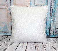 """Подушка """"Аляска"""" (45x45 см; белая)"""