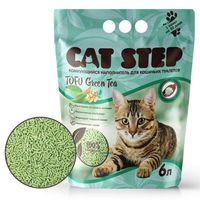 """Наполнитель для кошачьего туалета """"Tofu Green Tea"""" (6 л)"""