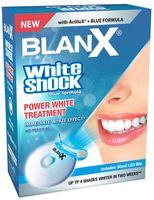 """Зубная паста """"White Shock Treatment and LED Bit. Отбеливающий уход со световым активатором"""" (50 мл)"""