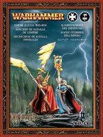 "Набор миниатюр ""Warhammer FB. Empire Battle Wizards"" (86-17)"