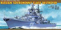 "Эскадренный миноносец ""Russian Sovremenny Class Destroyer"" (масштаб: 1/700)"