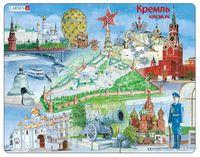 """Пазл """"Кремль"""" (61 элемент)"""
