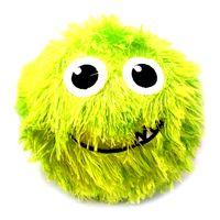 """Мягкая игрушка """"Лохматик"""" (зеленый; 15 см)"""