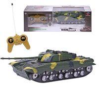 """Танк на радиоуправлении """"RC Battle Tank"""" (со световыми и звуковыми эффектами)"""