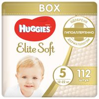 "Подгузники ""Elite Soft Box 5"" (12-22 кг; 112 шт.)"